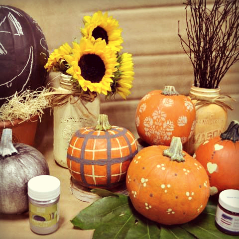 Decorate pumpkins for halloween inspiration - Citrouille halloween decoration ...