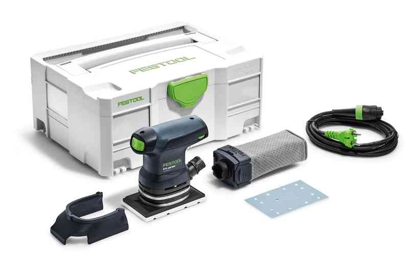 Ponceuse vibrante Festool RTS 400 REQ-Plus