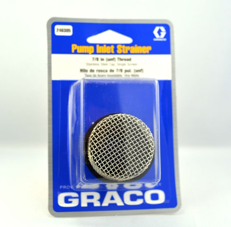"Graco Strainer Qinlet 7/8""-14"