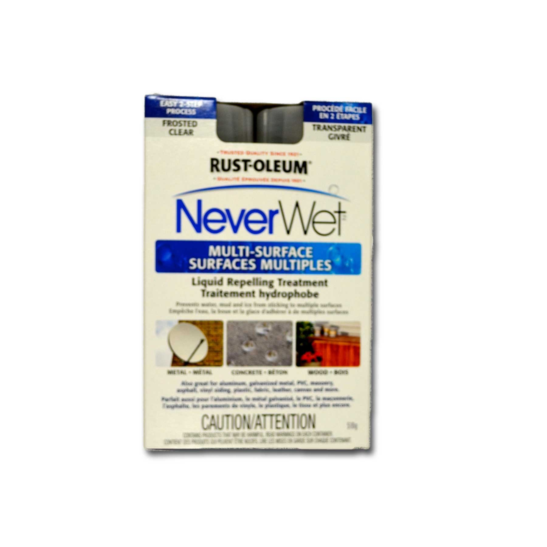 NeverWet Rustoleum Multi Surface