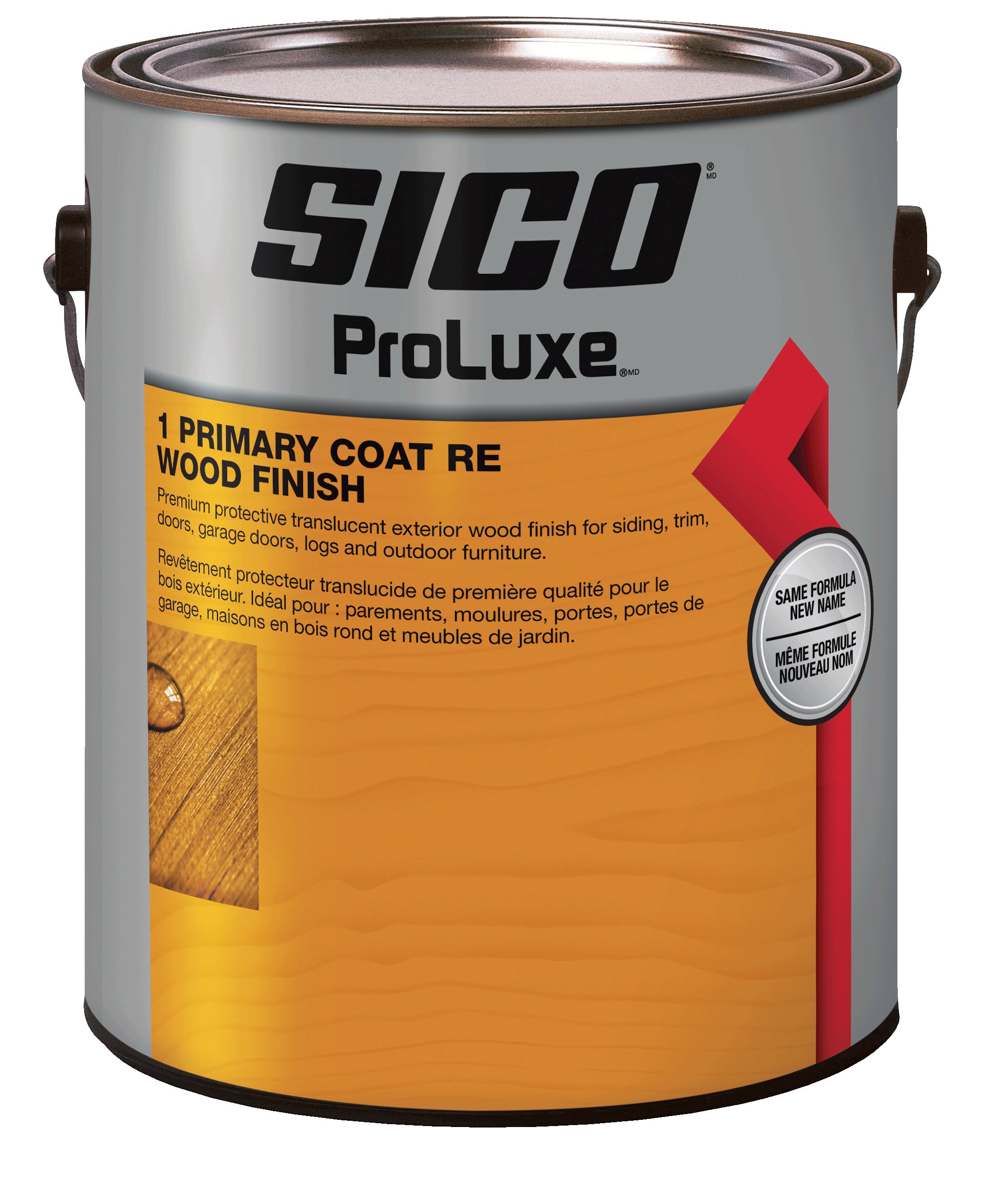 Teinture SICO Proluxe 1 Base Coat