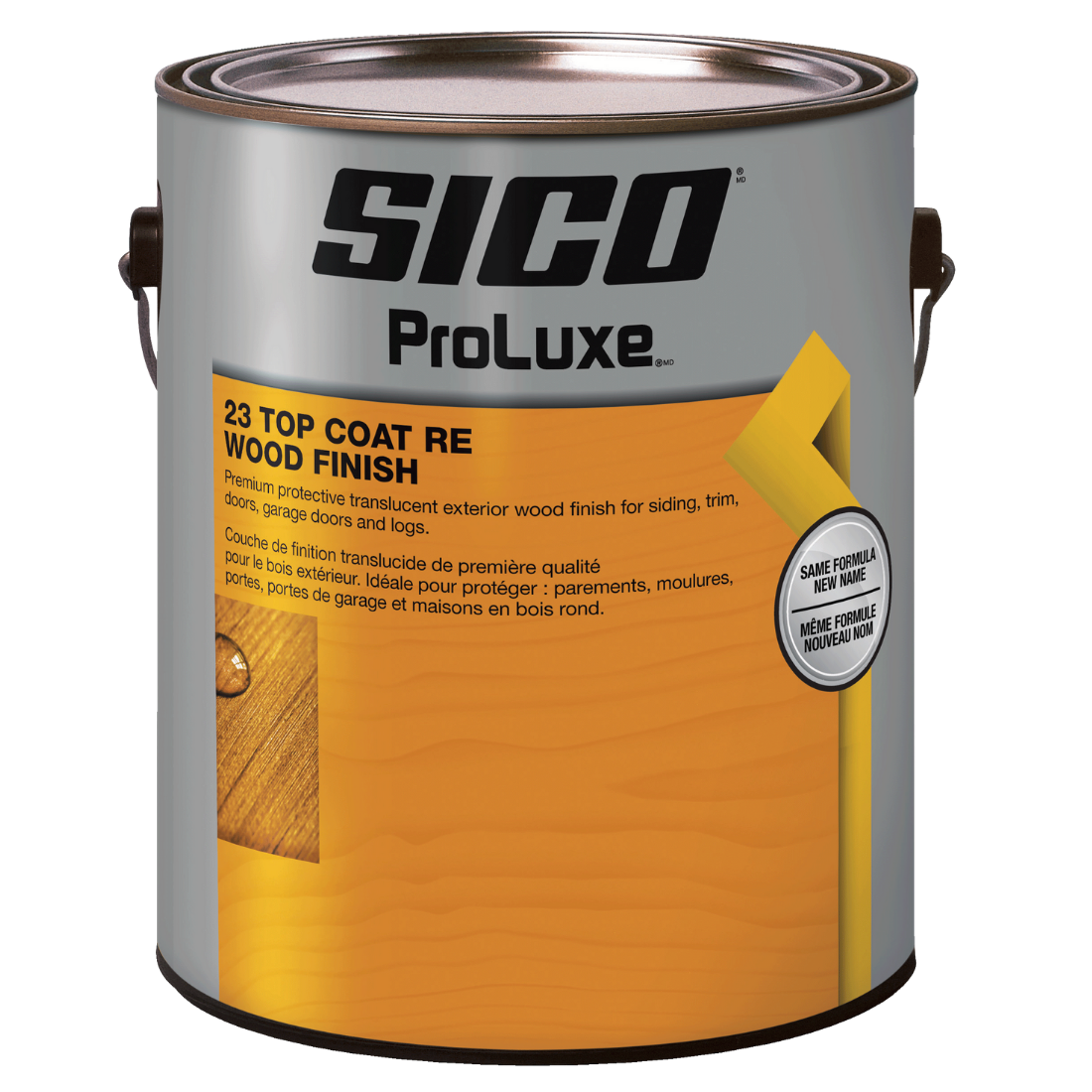 Teinture SICO Proluxe 23 Top Coat