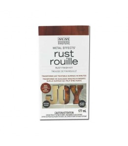 Trousse Effet Rouille, ModernMasters 177 ml
