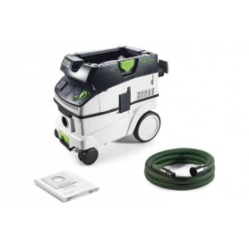Aspirateur Festool CT 26 E HEPA CLEANTEC