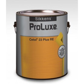 Teinture Cetol 23 RE Sikkens Proluxe 946ML et 3.78L