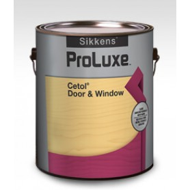 Teinture Door and windows Sikkens Proluxe