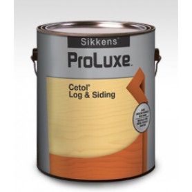 Teinture Log and Siding SIkkens Proluxe