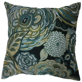 "Coussin ""Floral"""