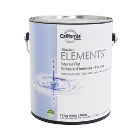 Peinture fini mat Elements California Paints