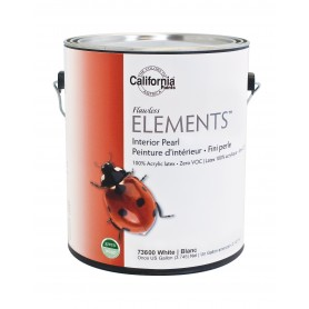 Peinture fini perle Elements California Paints