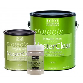 Vernis MasterClear Satin Modern Masters