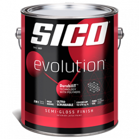 Sico Evolution - Fini Semi-Lustré