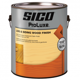 Teinture SICO Proluxe Log and Siding