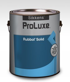 sikkens proluxe rubbol solid