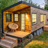 Mini-maison Tiny house